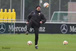 Mit der Entlassung von Alexander Zorniger steht der VfB erneut vor einem Scherbenhaufen. © VfB-Exklusiv.de