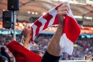Die Geduld seiner Fans stellt der VfB nicht nur mit der Trainersuche, sondern auch mit den Ergebnissen auf die Probe. © VfB-Bilder.de