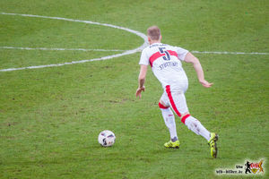 Starker Auftritt: Timo Baumgartl Bild © VfB-Bilder.de