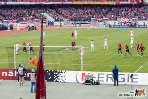 Endlich wieder ein sicherer Elfmeterschütze: Simon Terodde. Bild © VfB-Bilder.de