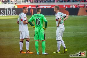 Der Chef in der Abwehr: Holger Badstuber. Bild: © VfB-Bilder