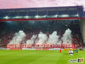 Die Westkurve. Bild: © VfB-Bilder.de