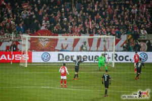 Ein Tor! Ein richtiges Tor! Das erste und einzige im Dezember 2017. Bild: © VfB-Bilder.de