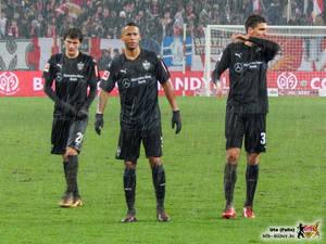 Der VfB hat ein Mentalitätsproblem. Bild: © VfB-Bilder.de
