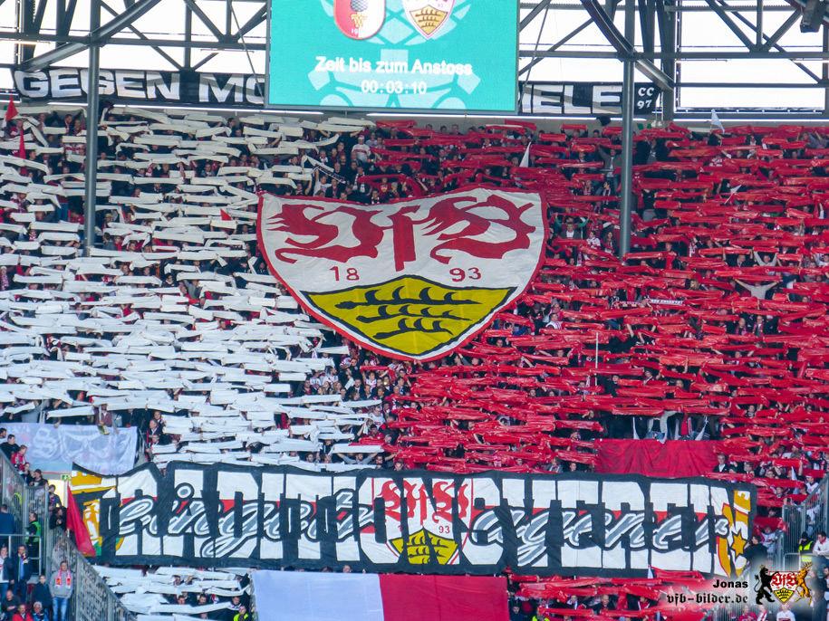 Rund um das Spiel in Augsburg