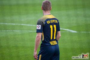Stand natürlich im Fokus: Timo Werner. Bild: © VfB-Bilder.de