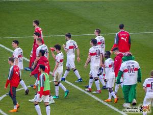 Wäre da mehr als ein Punkt drin gewesen? Bild: © VfB-Bilder.de