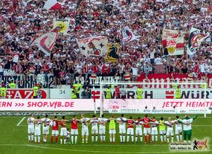 Geschafft! Bild: © VfB-Bilder.de
