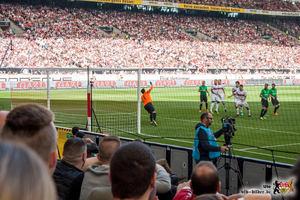 Erik Thommys Traumtor kurz vor der Vollendung. Bild: © VfB-Bilder.de
