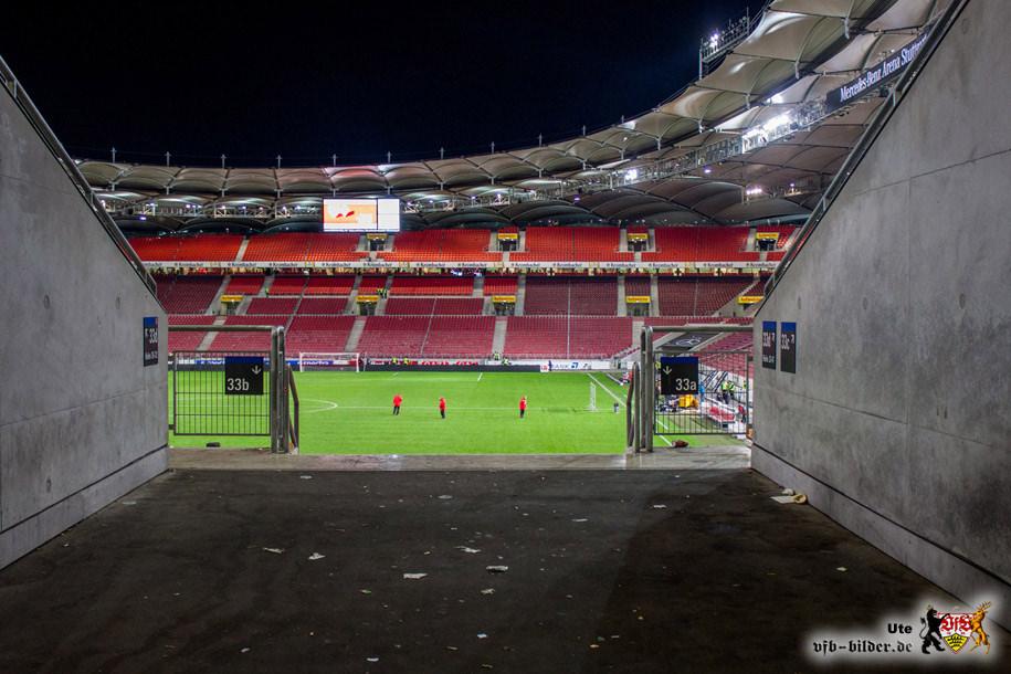 VfB-Lektüre am Montag, 23. November 2015