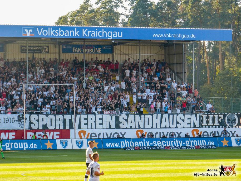 Sieben Thesen zum SV Sandhausen