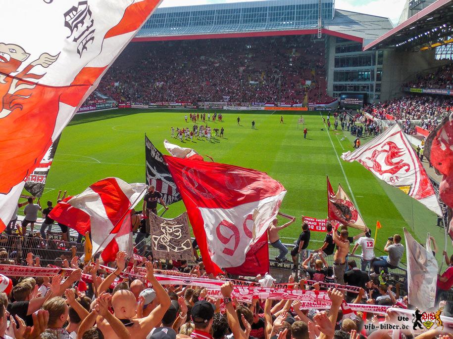 Rund um das Spiel in Kaiserslautern