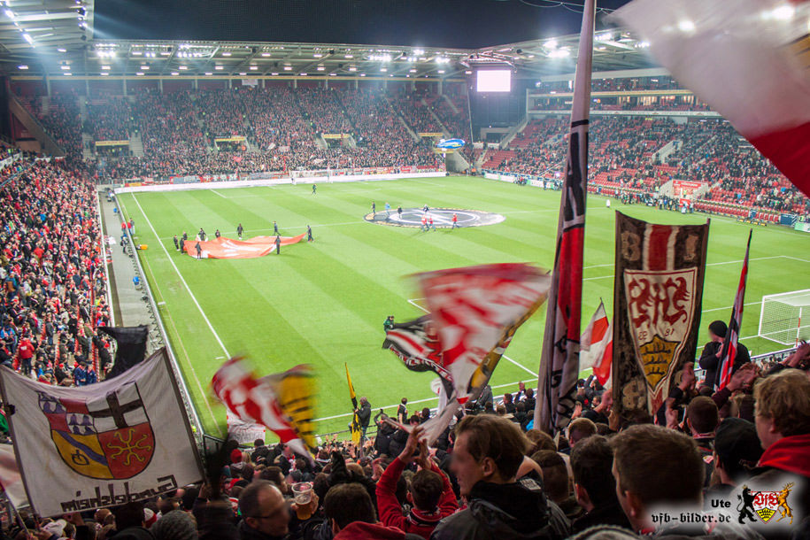 Rund um das Spiel in Mainz
