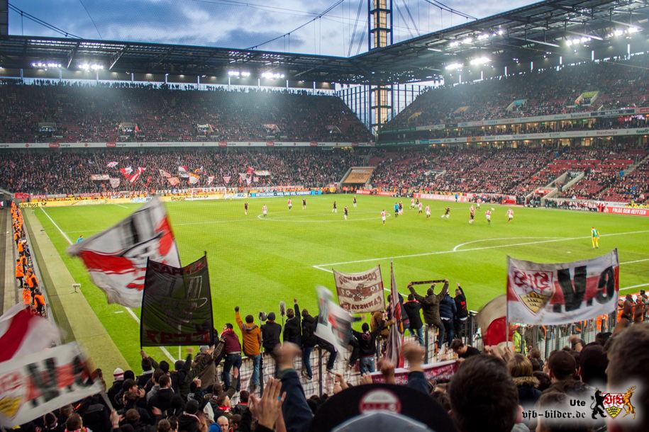 Rund um das Spiel in Köln