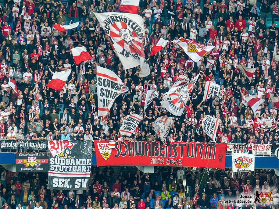 Rund um das Spiel gegen Leipzig