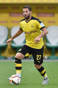 "Gonzalo Castro: Beim BVB ""solide"", beim VfB Führungsspieler? Foto: ""Gonzalo Castro playing with Dortmund"" by Basicallyidosum unter CC BY-SA 4.0 (https://creativecommons.org/licenses/by-sa/4.0/deed.en)"
