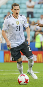 Sebastian Rudy, bis 2010 beim VfB wechselte vor kurzem von München nach Schalke. Bild: © Soccer.ru unter CC BY-SA 3.0
