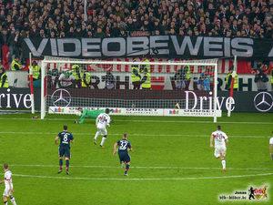 Sven Ulreichs letzter großer Auftritt im Neckarstadion. Bild: © VfB-Bilder.de