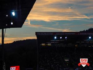 Von den idyllischen Aussichten der Rückrunde ist nicht viel übrig geblieben. © VfB-Bilder.de