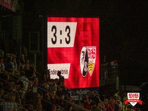 Abwehr aus Granit war mal. Bild: © VfB-Bilder.de