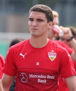 Nur an die Fortuna ausgeliehen: Marcin Kaminski. Bild: © VfB-exklusiv.de