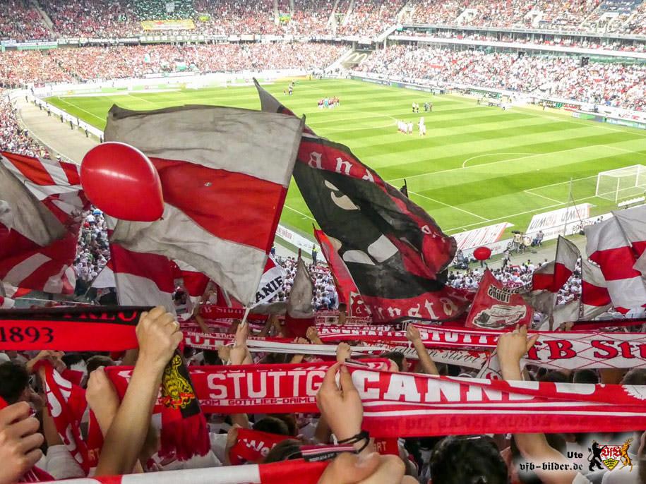 Rund um das Spiel in Hannover