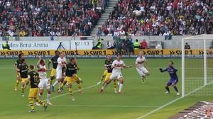 Zehn Ecken, ein Ergebnis: Kein VfB-Tor. Mal wieder.