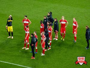 Abgesoffen. Alle miteinander. Wieder einmal. Bild: © VfB-Bilder.de