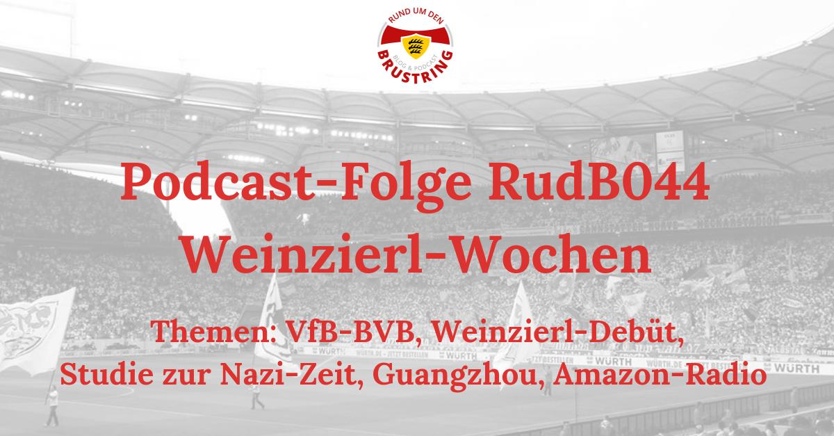 RudB044 – Weinzierl-Wochen