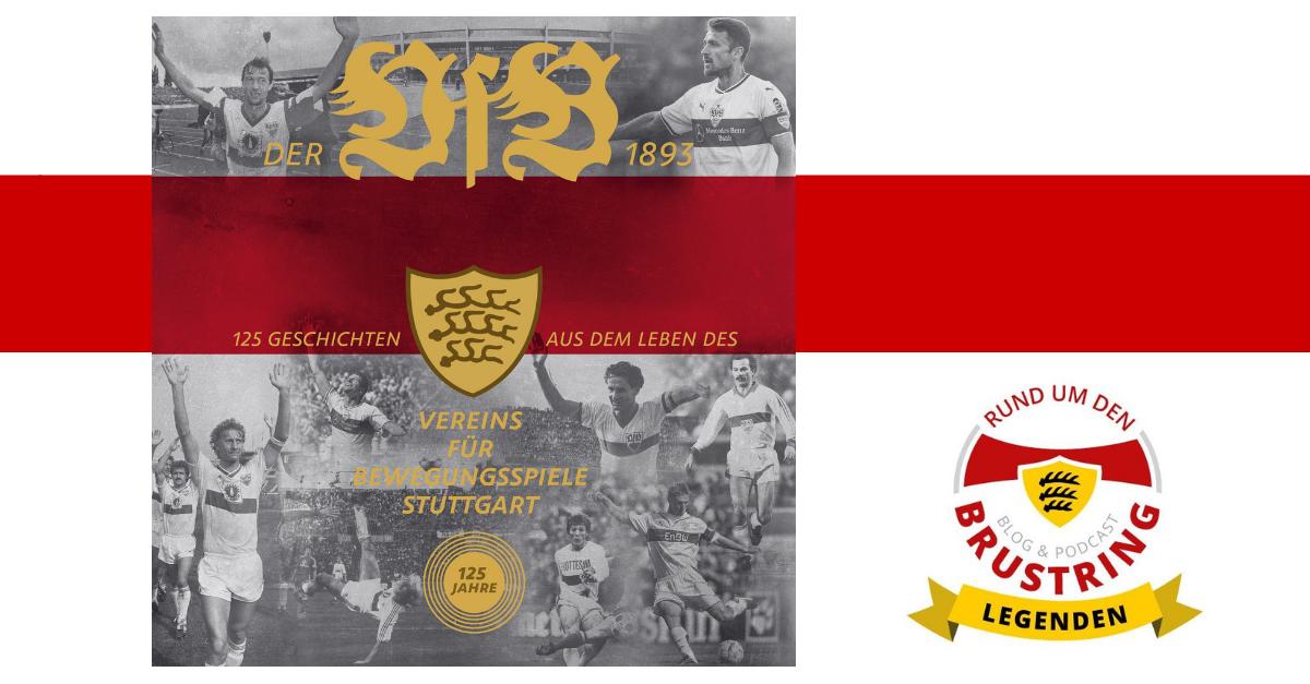 125 Jahre VfB – Das Buch: Ein Nachschlagewerk mit Wucht