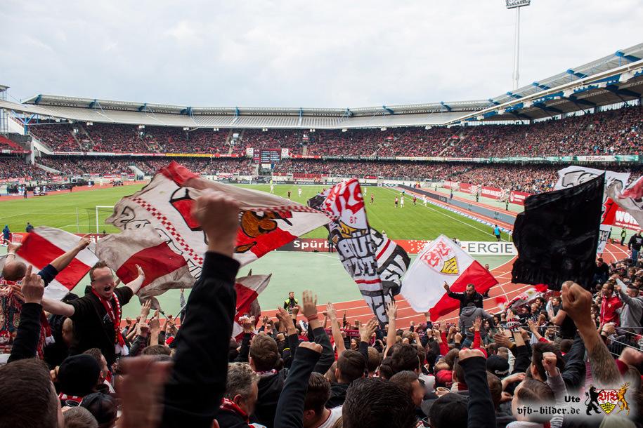 Rund um das Spiel in Nürnberg