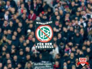 Ein starkes Zeichen der Fanszenen. Bild: © VfB-Bilder.de