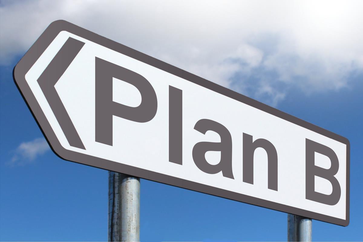 Wo ist Plan B?