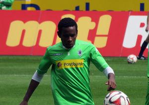 Seit 2014 bei der Borussia: Ibrahima Traoré. Bild: Wikipedia/Heynckesjupp unter CC BY-SA 4.0