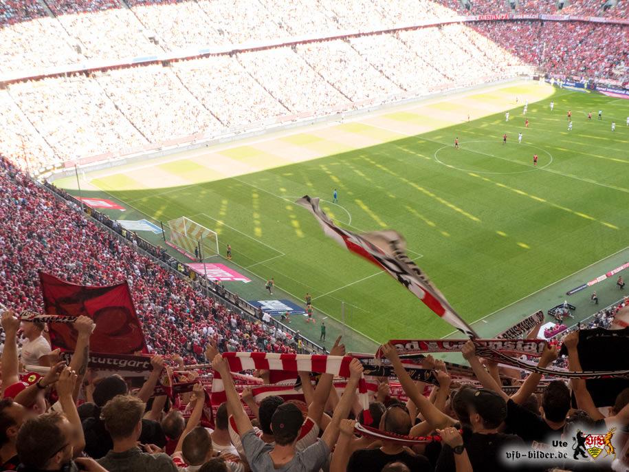 Rund um das Spiel in München