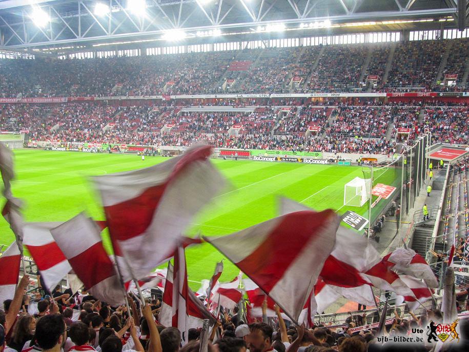 Rund um das Spiel in Düsseldorf