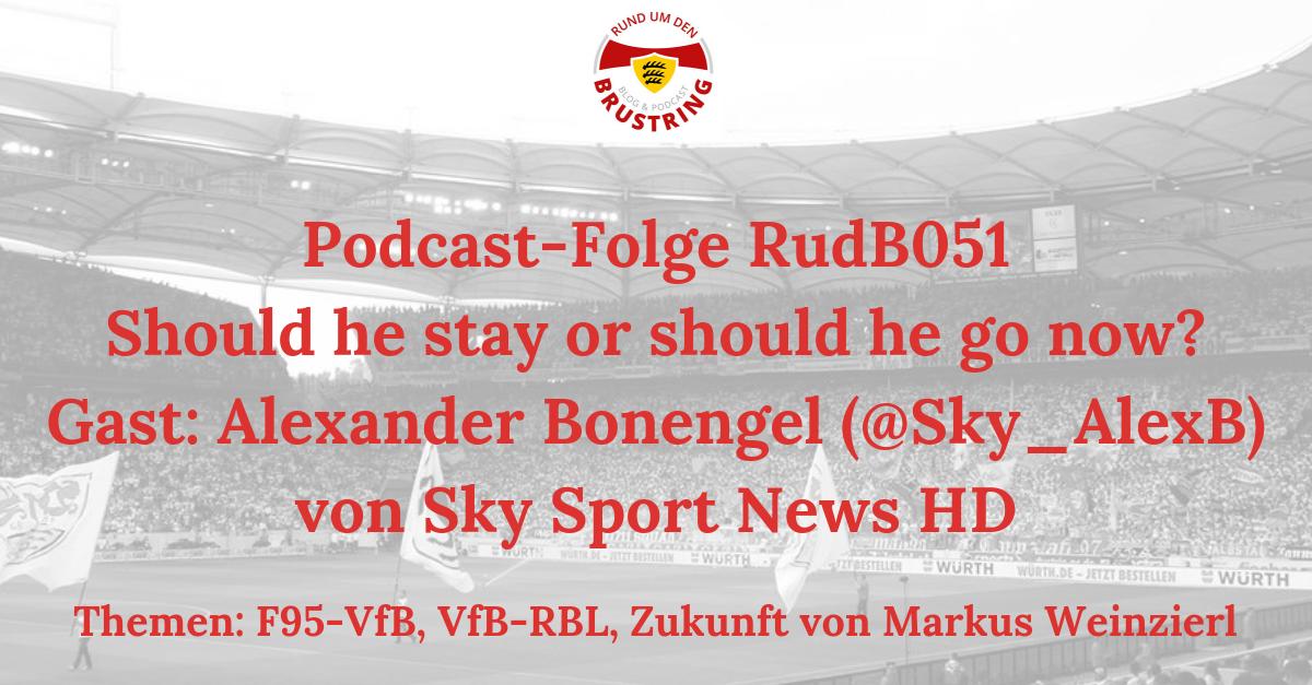 RudB051 – Should he stay or should he go now? – Gast: Alexander Bonengel (@Sky_AlexB) von Sky Sport News HD