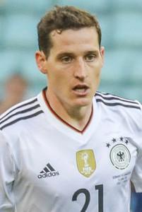 Mittlerweile auf Schalke: Sebastian Rudy. Bild. © soccer.ru unter CC BY-SA 3.0
