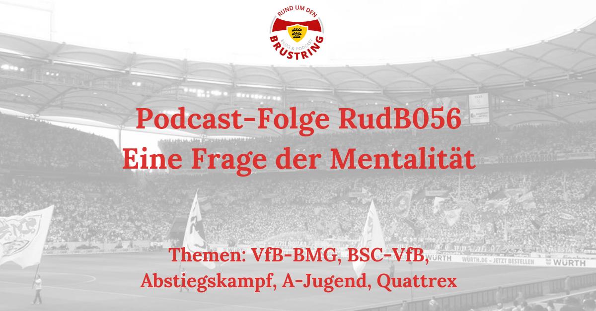 RudB056 – Eine Frage der Mentalität