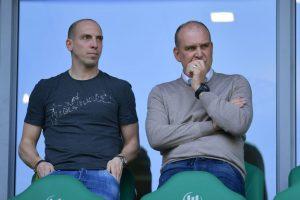 Jan Schlaudraff (l.) ist jetzt Sportdirektor in Hannover. © Bongarts / Getty