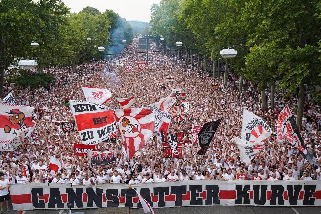 """Endlich wieder """"nur Fußball"""" beim VfB Stuttgart"""
