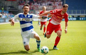 Boris Tashchy, früher beim VfB, danach in Duisburg, spielt jetzt bei St. Pauli, ist aber noch verletzt. © Bongarts/Getty