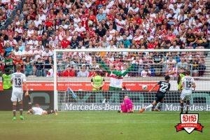 Ein erlösendes Tor - für alle. © VfB-Bilder.de