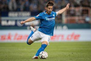 Auf dem Abstellgleis: Ex-Kapitän und -VfBler Stefano Celozzi. © Getty/Bongarts