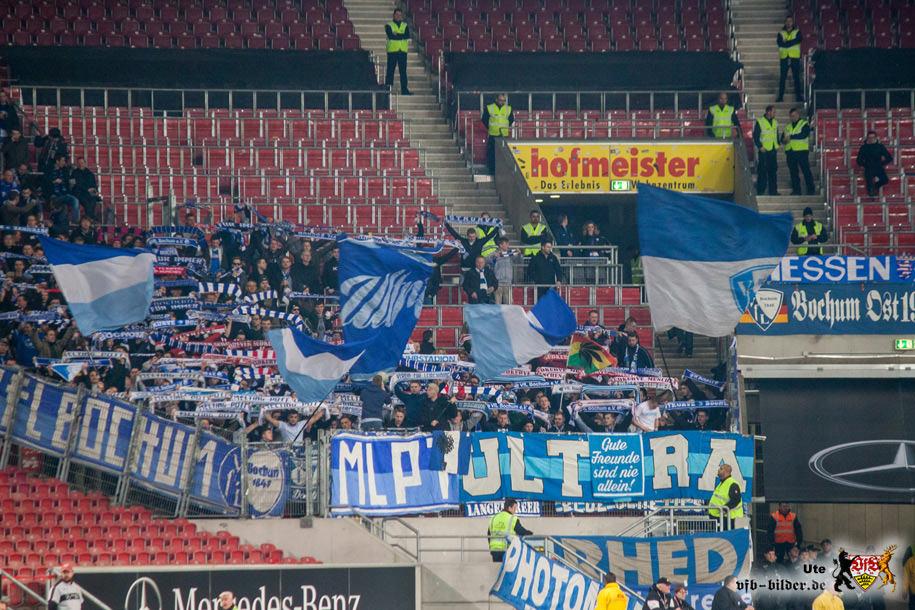 Rund um das Spiel gegen Bochum