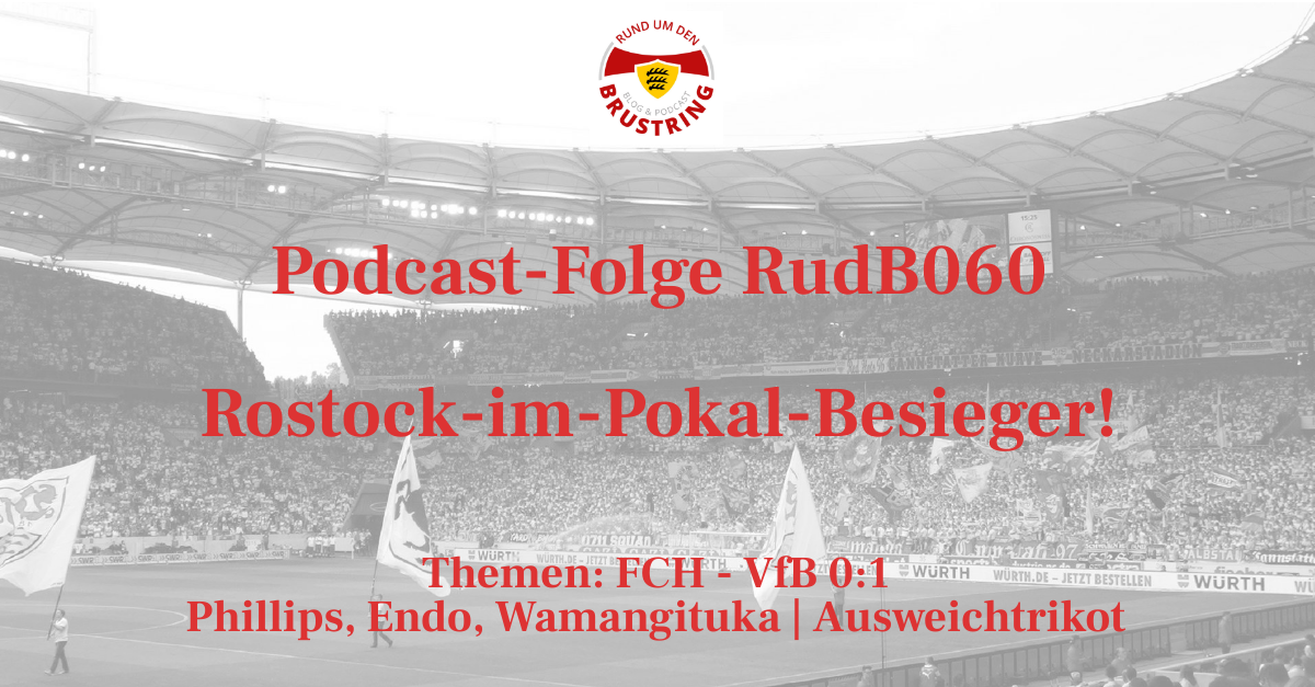 RudB060 – Rostock-im-Pokal-Besieger!