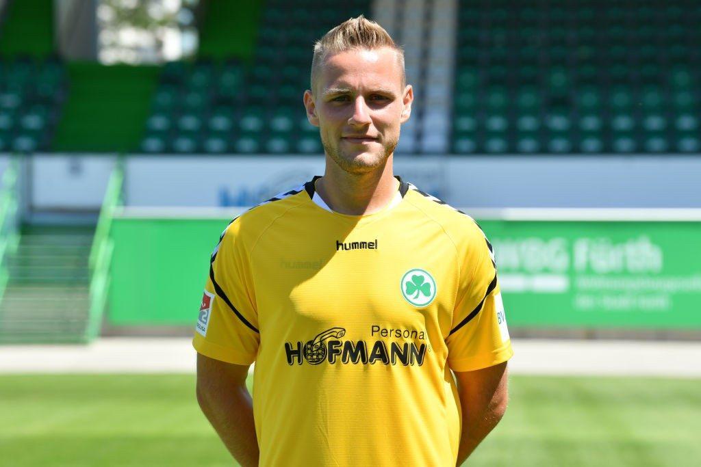 Marius Funk konnte sich in Fürth nicht durchsetzen. © Getty/Bongarts