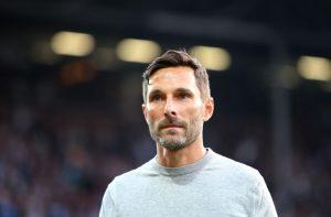 Seit Februar im Amt: Fürth-Trainer Stefan Leitl. © Getty/Bongarts
