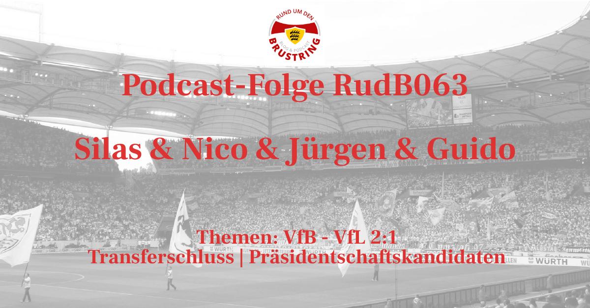 RudB063 – Silas & Nico & Jürgen & Guido