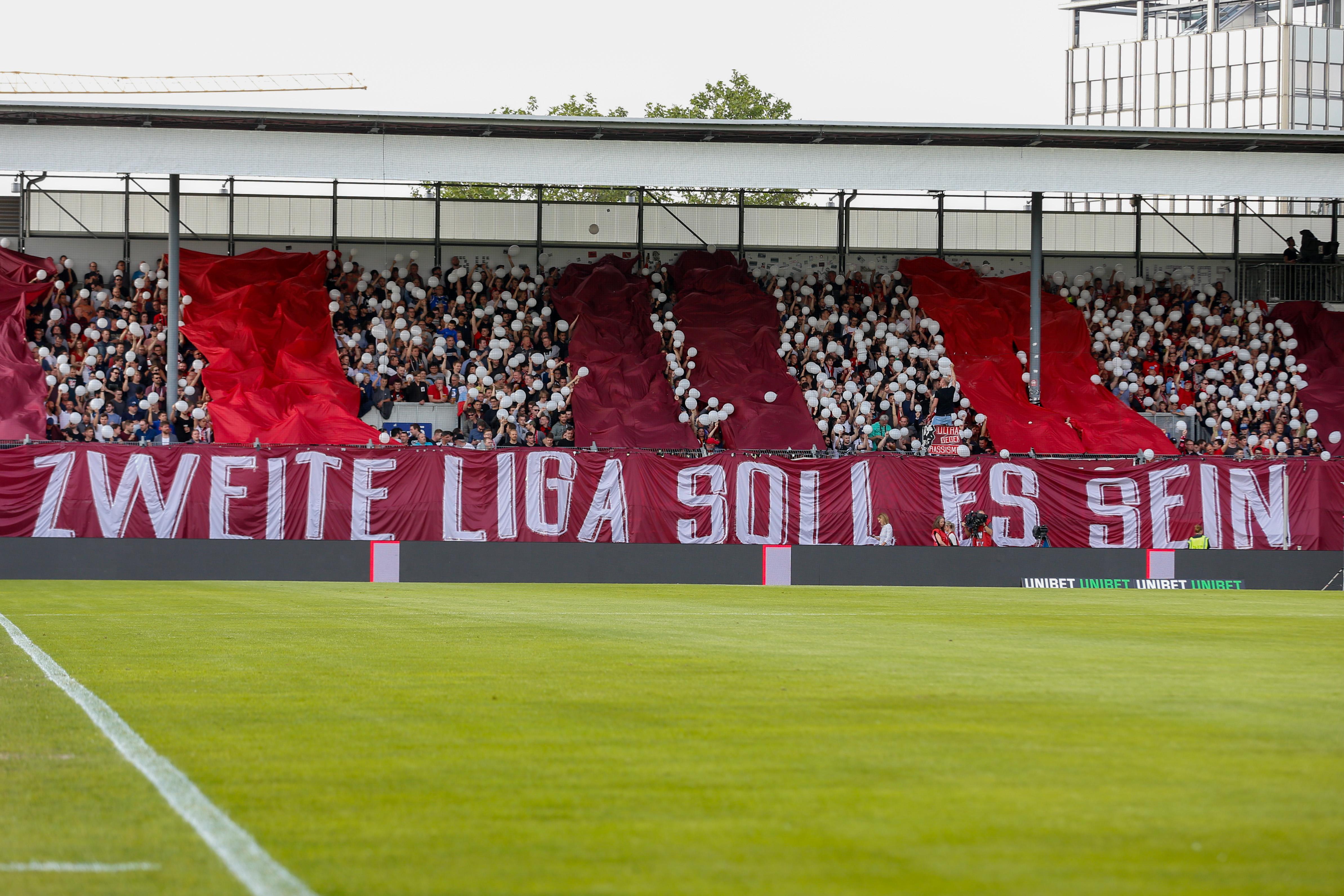 Rund um das Spiel gegen Wehen Wiesbaden